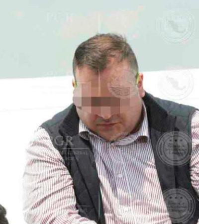 Suspende juez temporalmente órdenes de aprehensión estatales contra Javier Duarte