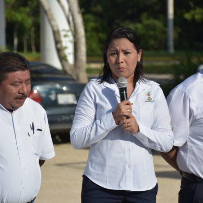 SE EXHIBE PAOLY COMO LA PRIMERA FELIXISTA DE FCP: Pone Alcaldesa a un incondicional del ex Gobernador al frente de la policía municipal