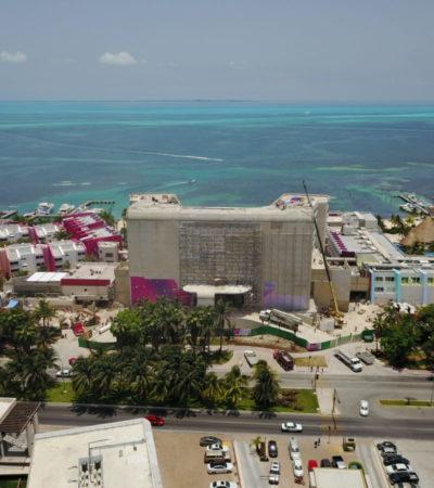 Exigirá PRD al Ayuntamiento permiso de construcción del Hotel Temptationen Cancún