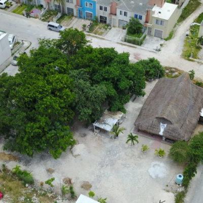 LAS INVASIONES DE LA IGLESIA DESDE EL AIRE: Decenas de espacios públicos, ocupados ilegalmente por el clero en Cancún