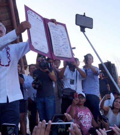 OPINIÓN INVITADA | Reflexiones estrictamente personales: Saldos de la visita de AMLO a QR | Por Julián Ricalde Magaña