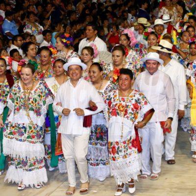 FINALIZA LA FERIA DEL CARMEN: Calculan participación de más de 240 mil personas durante los nueve días de festejos en Playa