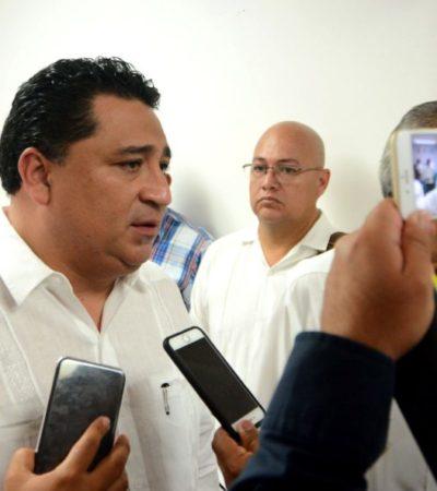 Interpone Congreso quejas por el actuar de jueces federales a favor de Fredy Marrufo, dice Eduardo Martínez