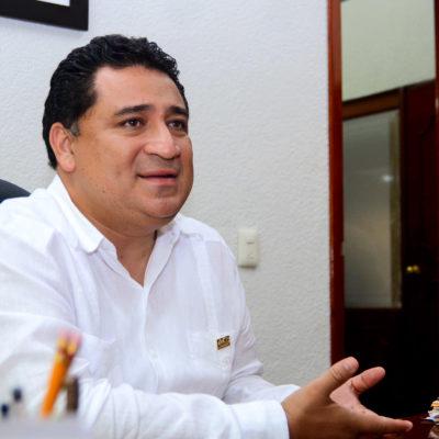 """Alianza PAN-PRD, ruta política al 2018, asegura Eduardo Martínez Arcila; """"otros municipios tienen que entrar a la dinámica del cambio"""", dice"""