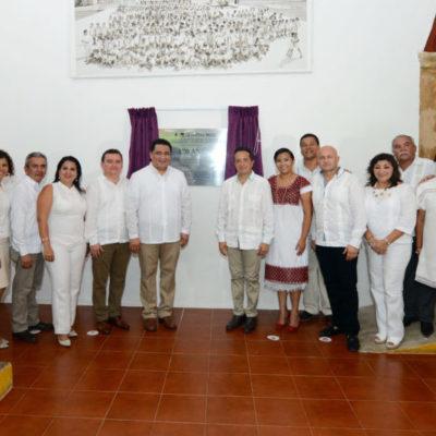 Conmemora Congreso 170 años de la Guerra Social Maya con sesión solemne