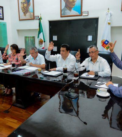 Recibe Congreso iniciativas del Ayuntamiento de Benito Juárez