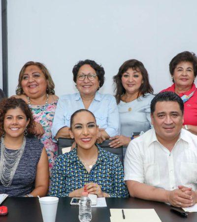 Se reúnen diputados con autoridades y asociaciones civiles para analizar reformas en materia de trata de personas