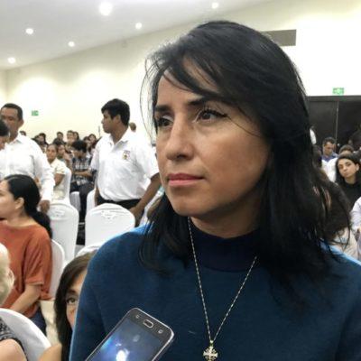 Se decanta el PVEM por Verónica Acacio para asumir la presidencia del TSJ