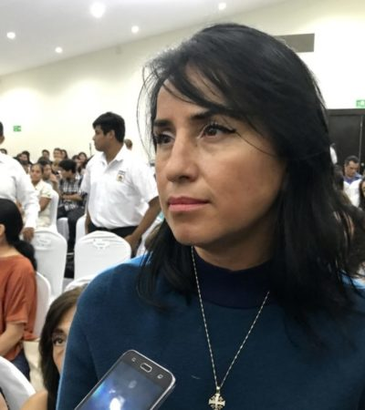 Ratifica Verónica Acacio interés por ser presidenta del Tsjqroo; la elección será el 8 de agosto