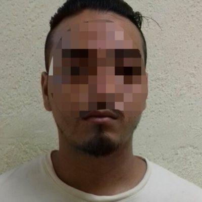 Detienen a un joven con tres kilos de marihuana en Playa del Carmen