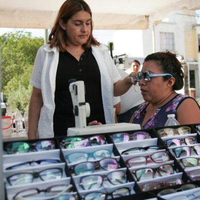 Se benefician con servicios de salud más de 11 mil 300 benitojuarenses