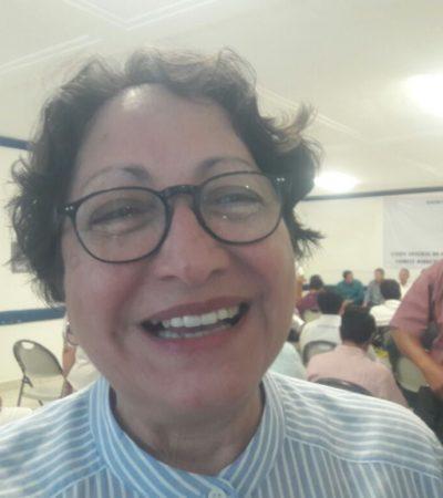 Rompeolas: La pluralidad de Patricia Sánchez Carrillo
