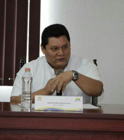 Está obligado gobierno de Carlos Joaquín a garantizar ejercicio periodístico en Quintana Roo, dice regidor perredista en OPB
