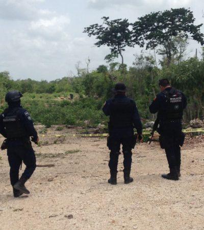 Hallan a hombre ejecutado en la colonia 'La Unión' de Cancún