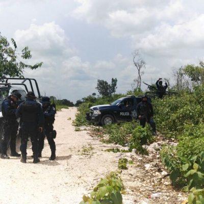 ENCUENTRAN EJECUTADO EN CANCÚN: Hallan a un hombre amordazado y con signos de violencia