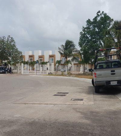 SIGUEN OPERATIVOS FEDERALES EN CANCÚN: Catean dos casas más, una en la SM 63 y otra en la R-321