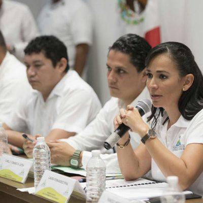 CERTEZA JURÍDICA A INVERSIONISTAS: Anuncia Alcaldesa de Puerto Morelos mesa de coordinación con Estado y Federación para garantizar orden y legalidad