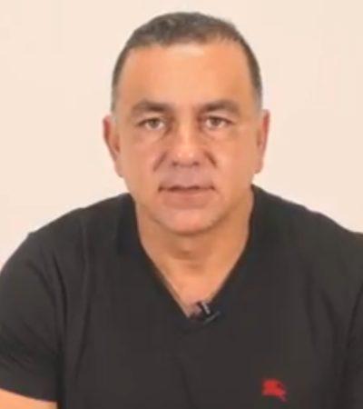 MIMENZA SIGUE EN LA POLÉMICA: Ahora ofrece regalar celulares por videos que exhiban corrupción de funcionarios