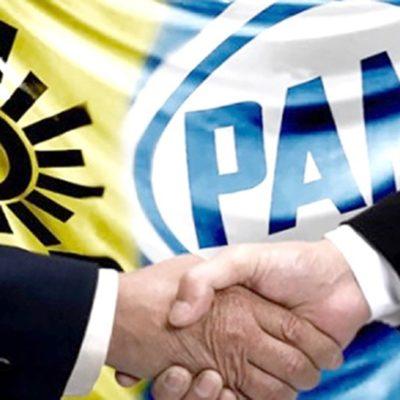 Alistan reunión PAN-PRD para confirmar la alianza rumbo al 2018