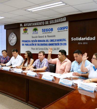 Anuncian inicio del Censo de Población en Solidaridad