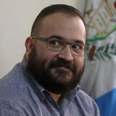 """""""TENERLO AQUÍ REPRESENTA UN RIESGO"""": Confirma Guatemala extradición de Javier Duarte el próximo lunes"""