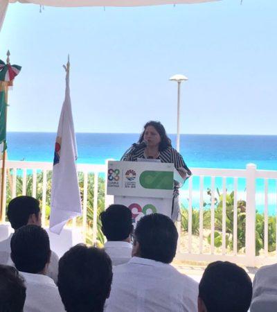 Aun sin pagar deuda de recuperación de playas: Sedetur