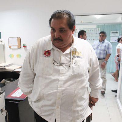 Ausencia de una semana del Fiscal por afección cardiaca; se reincorporará en breve