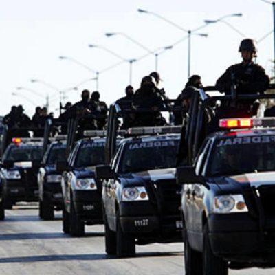 Con inversión de 700 mdp y en un terreno de 300 hectáreas, construirán en Cancún Base de Operaciones Regional para la Policía Federal