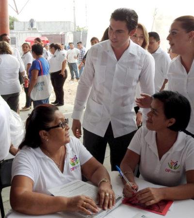Con apoyo de la Federación, buscan reforzar atención a mujeres tras la 'alerta de género' por casos de violencia en Cancún