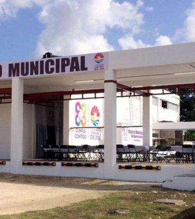 Invierten 1.5 mdp para mejorar condiciones físicas y de operación del rastro municipal de BJ