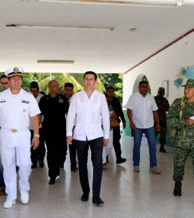 Listos los protocolos de Protección Civil y seguridad ante contingencias en Cancún