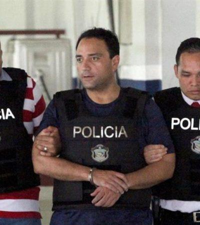 SOLICITA MÉXICO A PANAMÁ EXTRADICIÓN DE BORGE: Formalizan proceso para traer al ex Gobernador de Quintana Roo