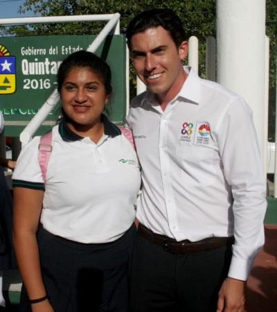 Listo amplio programa de prevención y control al acoso escolar en Cancún