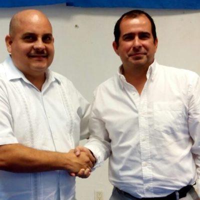 PRIMER ACERCAMIENTO PAN-PRD RUMBO AL 2018: Se reúnen en Chetumal líderes de partidos para repetir alianza en Quintana Roo