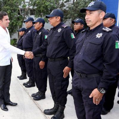 Dan prioridad a capacitación y mejora salarial con recursos del Fortaseg en Cancún