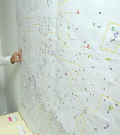 Anuncia Remberto Estrada la aplicación de los primeros 180 mdp en obras en Cancún