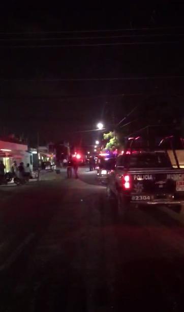 EJECUTAN A OTRO HOMBRE EN PLAYA: Un muerto y un herido en un ataque la noche del sábado en la colonia Gonzalo Guerrero