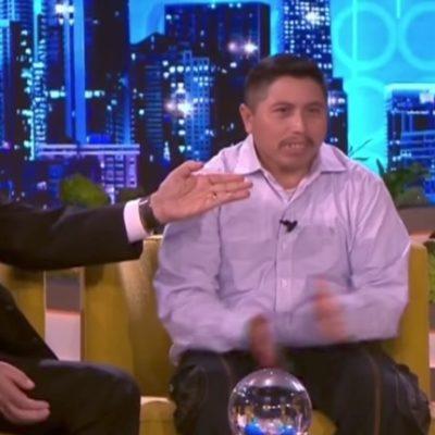 RECONOCEN A JACINTO EN MIAMI: Así fue la presentación del niño diputado de Xcabil en el programa de Don Francisco en Telemundo | VIDEO