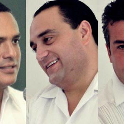 Fepade va por Borge, Mauricio y Raymundo King
