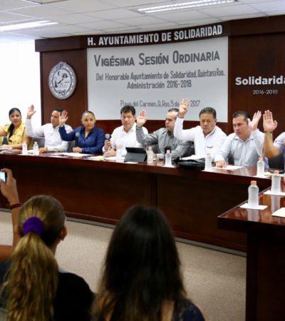 Inician preparativos para festejar el XXV aniversario de la creación del municipio de Solidaridad
