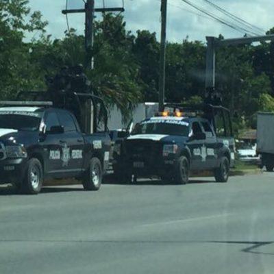 Asaltan oficinas de Gas Auto en Cancún; se llevan $5 mil y realizan disparos al aire