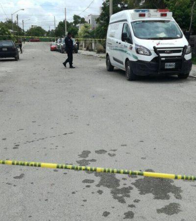 SIGUE LA OLA DE VIOLENCIA | EJECUTAN A OTRO EN CANCÚN: Matan a un hombre en su casa en Las Palmas; reportan disparos en el libramiento del Aeropuerto-Valladolid