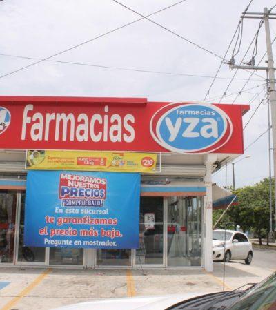 Asaltan a chofer de empresa de valores en la SM 79 de Cancún