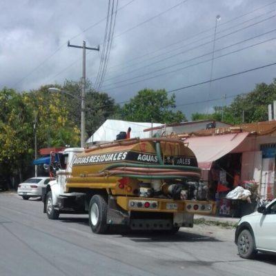 CONTAMINACIÓN EN PUERTO MORELOS: 'Transporte Romay' sigue operando pese a clausura y viola ley ambiental; SEMA investiga