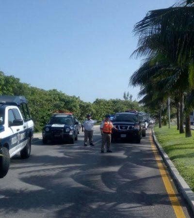 Habrá un tercer carril en la zona hotelera de Cancún