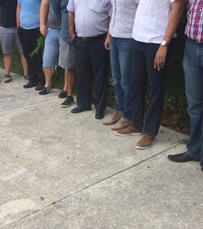 """""""HEMOS SUFRIDO AMENAZAS… NOS QUIEREN INTIMIDAR"""": Conductores de Uber responsabilizan a líder de taxistas de cualquier cosa que les pueda pasar"""