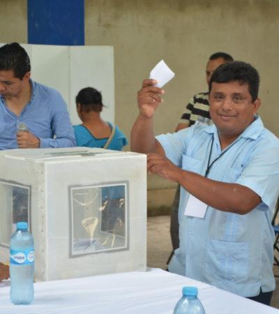 Renueva PAN comités municipales en Isla Mujeres y José María Morelos
