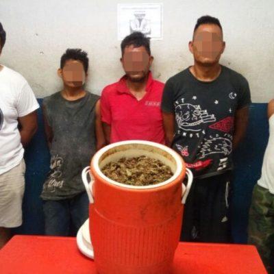 Detienen con droga a un activista priista y ex funcionario de Mauricio Góngora; luego lo liberan