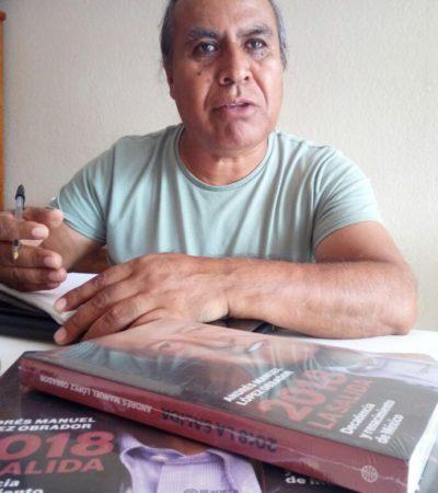 Dice Morena que tienen posibilidades reales de ganar en Cozumel porque PRI-PAN-PRD son exactamente lo mismo