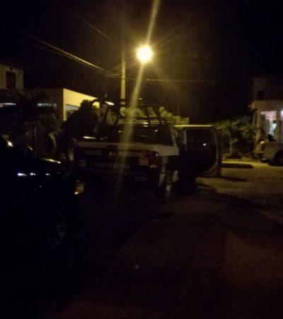 Reportan presunto 'levantón' de una persona en la Región 105 de Cancún